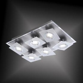 Spot LED Rotator 6 lampes