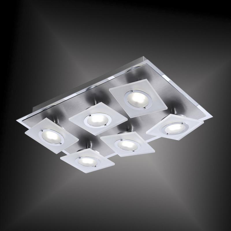 Spot LED Rotator 6 lampes Paul Neuhaus