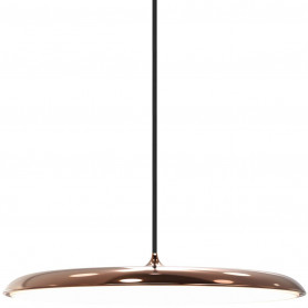 Suspension LED Artist 40 cm Cuivre