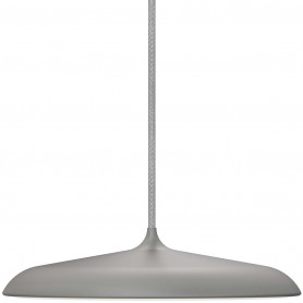 Suspension LED Artist 25 cm Gris