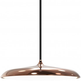 Suspension LED Artist 25 cm Cuivre