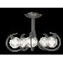 Lustre Osiris 5 lampes 3 finitions CVL Luminaires Créations Val de Loire