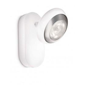 Spot à LED Sepia Blanc