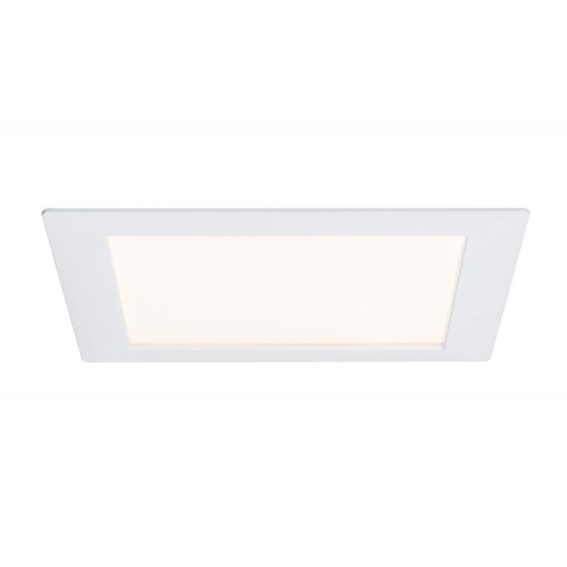 Panneau encastrable à LED 8 W Blanc chaud Paulmann