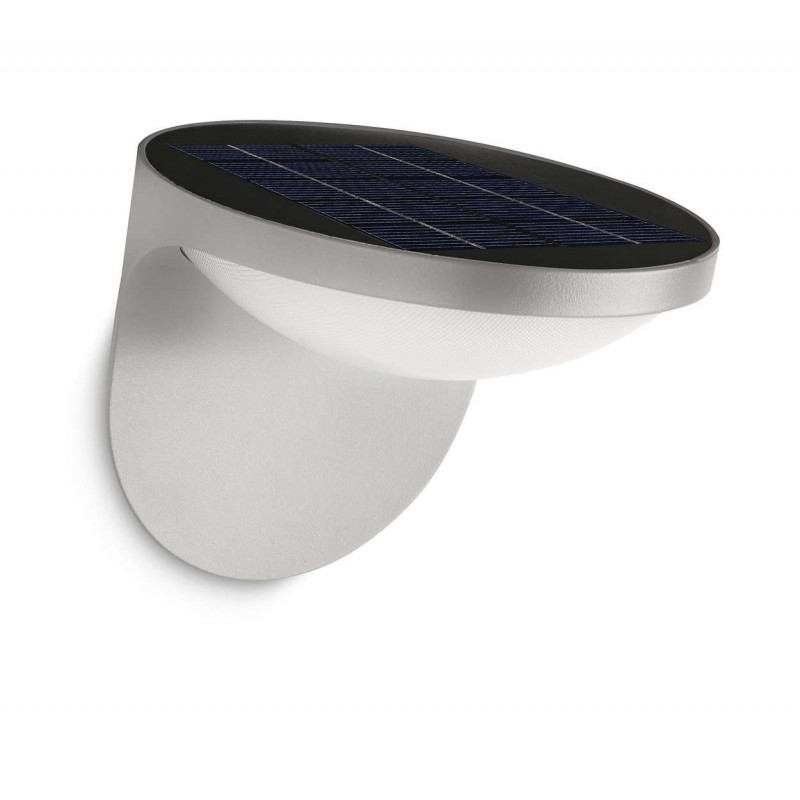 applique d 39 ext rieur led dusk nergie solaire philips. Black Bedroom Furniture Sets. Home Design Ideas