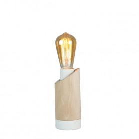 Lampe en bois Pims Petit modèle