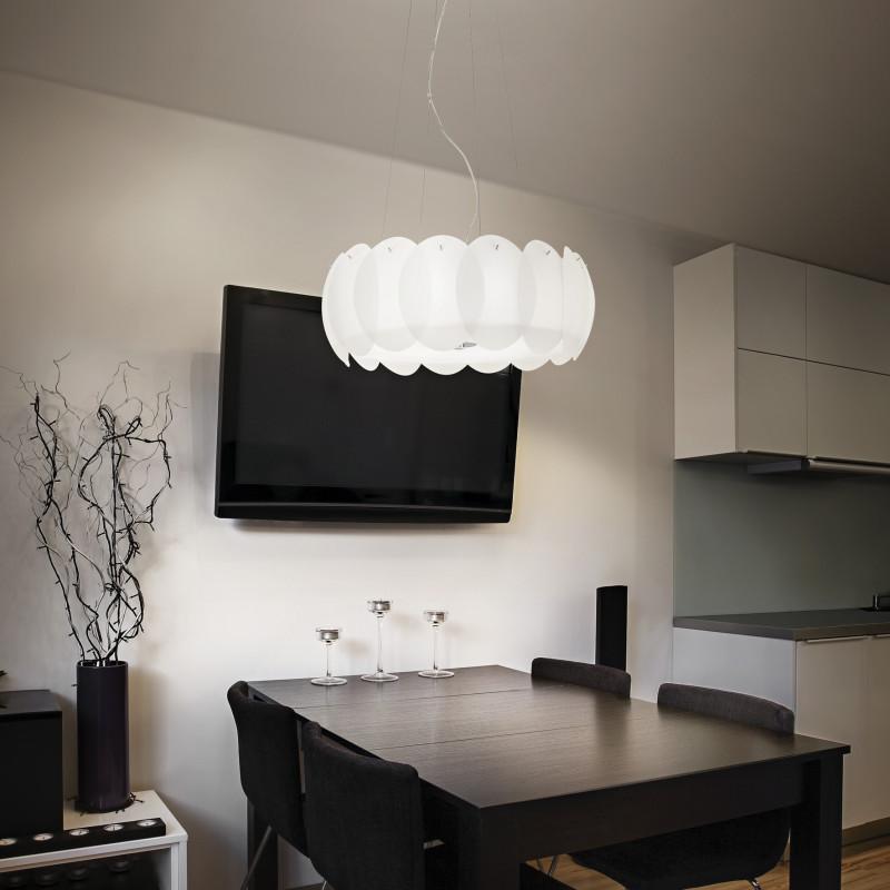 Suspension Ovalino 55 cm Ideal Lux