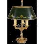 Lampe bouillotte Style Empire Lucien Gau
