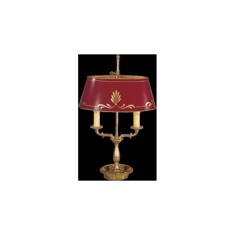 Lampe bouillotte Style Empire - Lucien Gau