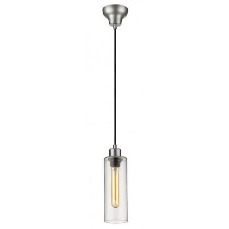 Suspension Ilo-Ilo 1 lampe Nickel