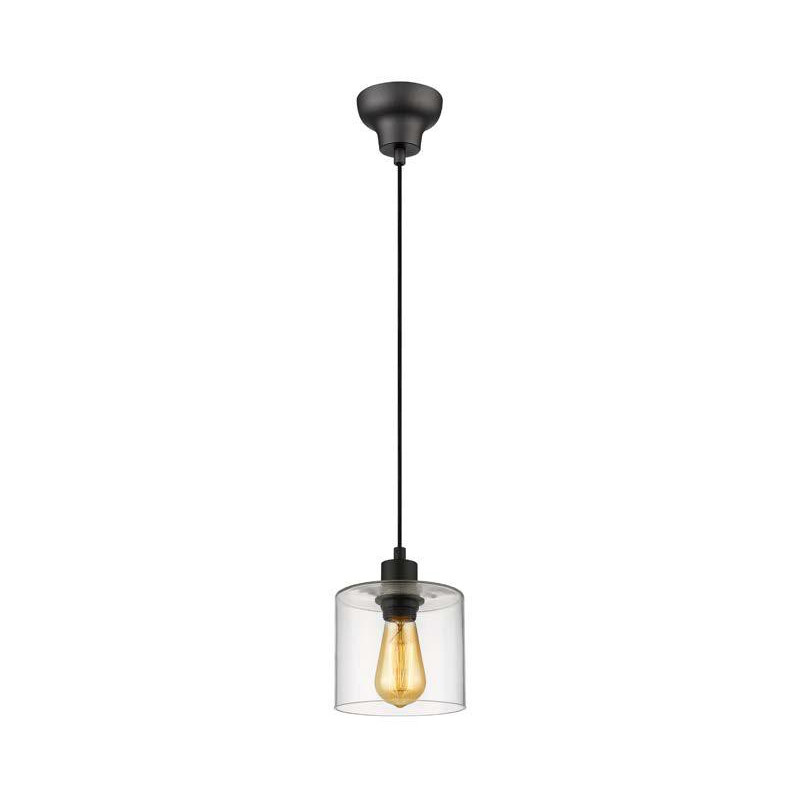 Suspension Ilo-Ilo 1 lampe Noir Market Set