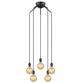 Suspension Oros 5 lampes