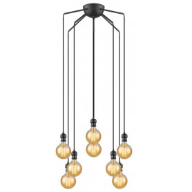 Suspension Oros 8 lampes