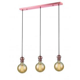 Suspension Oros 3 lampes Linéaire