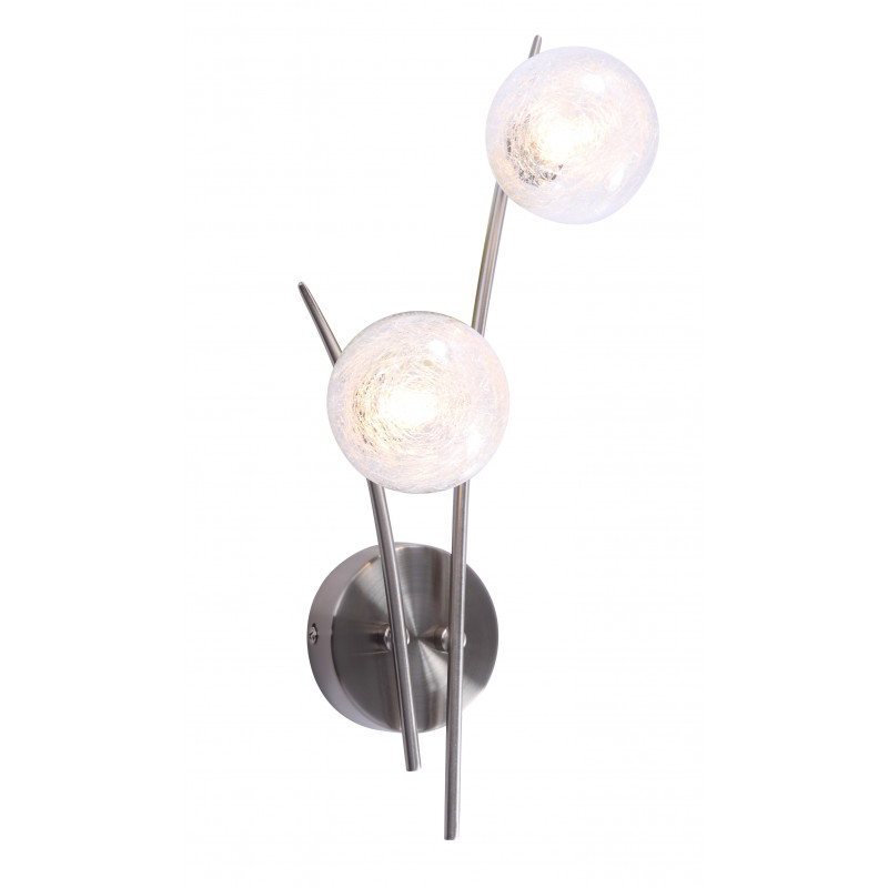 Applique Snow 2 lampes