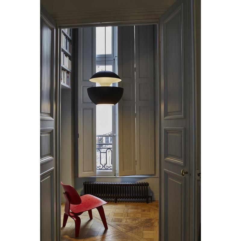 Des The Sun Dcw Lustres EditionsComptoir Noir Suspension 55cm Here Comes n0kwOP