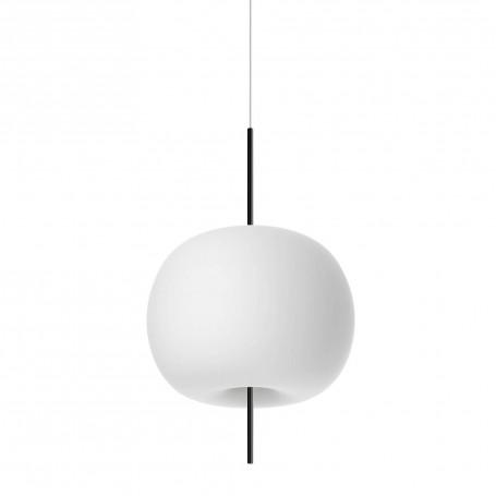 Suspension LED Kushi 16 Noir