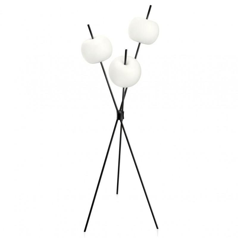 Lampadaire LED Kushi - Kundalini