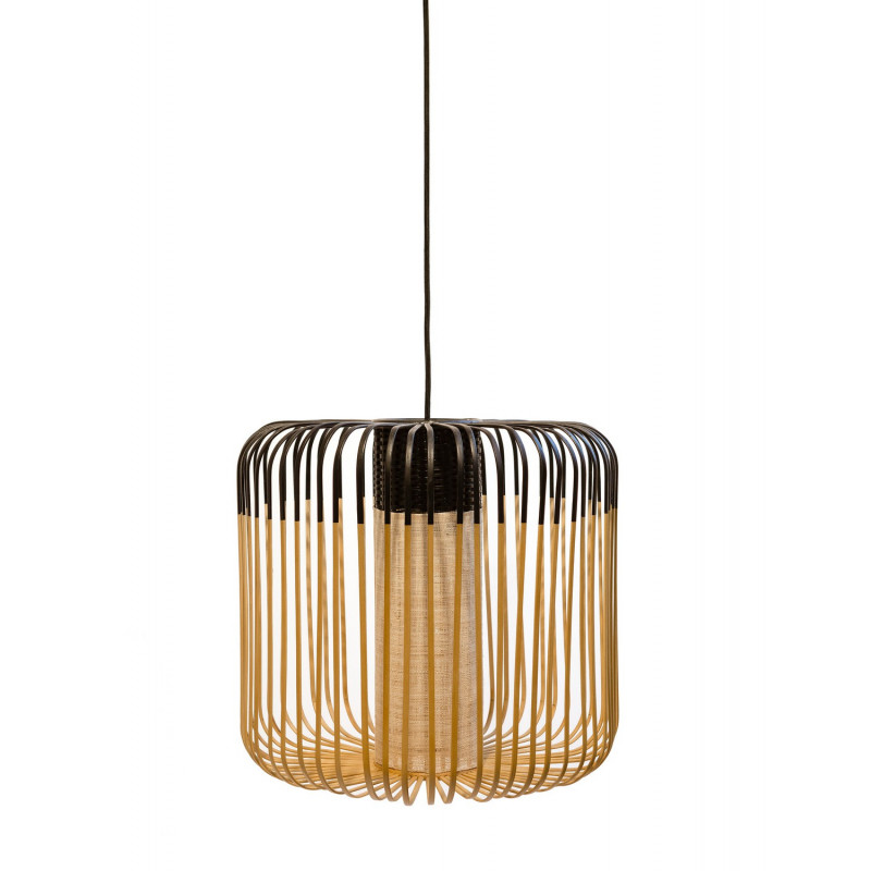 suspension bamboo light m en bambou forestier comptoir des lustres. Black Bedroom Furniture Sets. Home Design Ideas