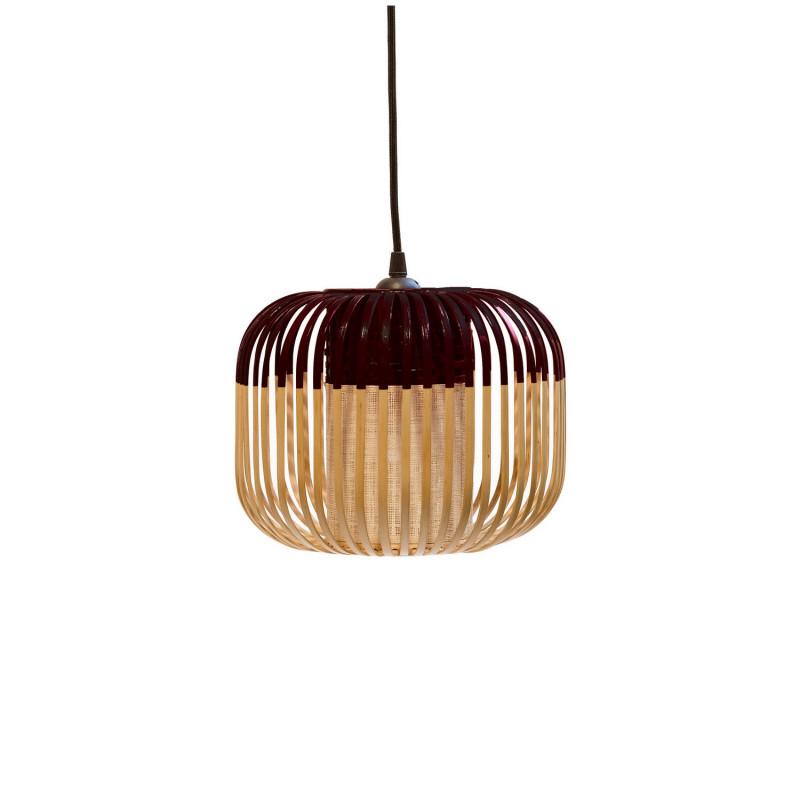 suspension bamboo light xs en bambou forestier comptoir des lustres. Black Bedroom Furniture Sets. Home Design Ideas