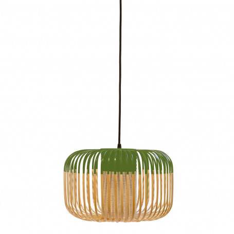 Suspension Bamboo Light S Vert
