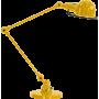 Lampe à poser Signal SI333 Jaune moutarde - Jieldé
