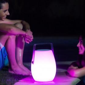 Lampe Haut-parleur connectée Barrel