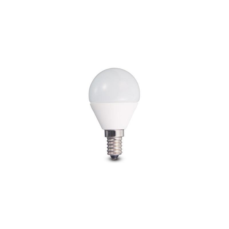 ampoule led 3 2 w sph rique opale e14 duralamp comptoir des lustres. Black Bedroom Furniture Sets. Home Design Ideas