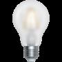 Ampoule LED à filament Standard 10 W Satiné - Intereurope Light