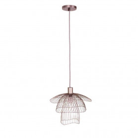 Suspension Papillon XS 30cm Cuivre rose