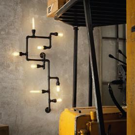 Applique Plumber 8 lampes