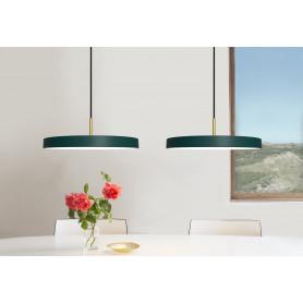 Suspension LED Asteria Vert sapin