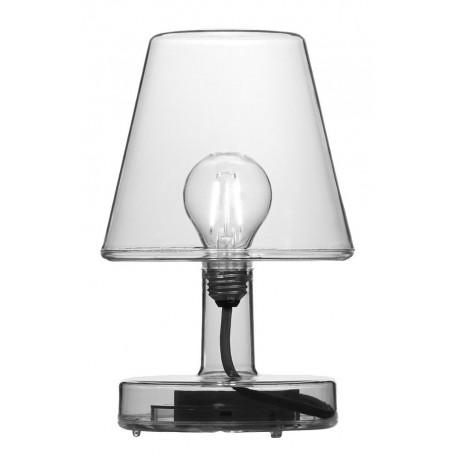 Lampe nomade LED Transloetje Gris