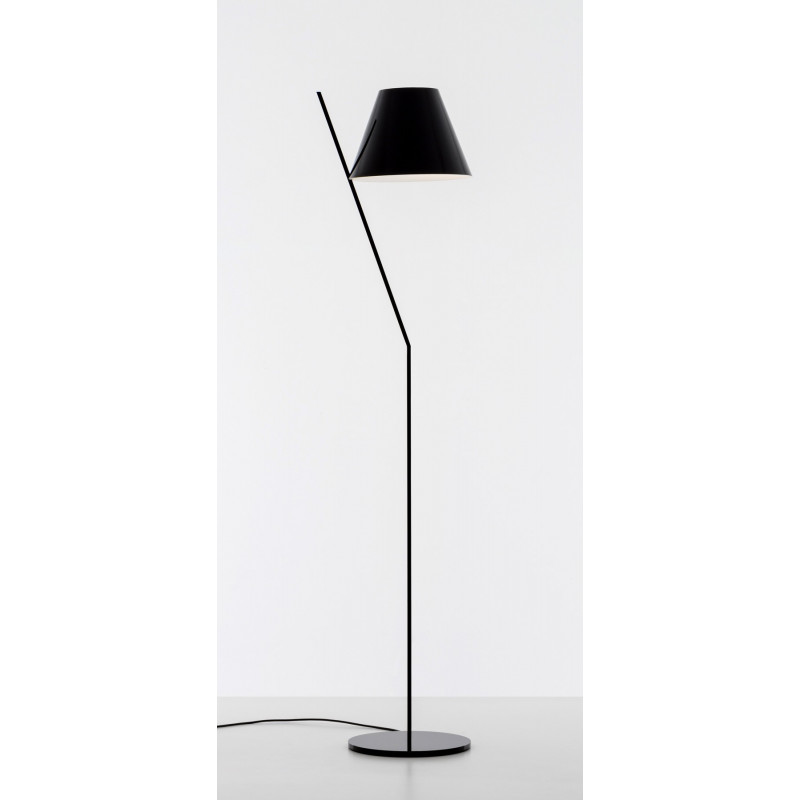 Lampadaire La Petite - Noir - Artemide