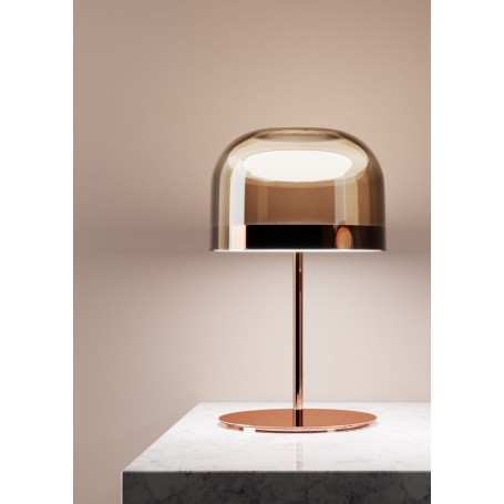 Lampe LED Equatore Cuivre