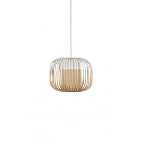 Suspension Bamboo Light XS Blanc