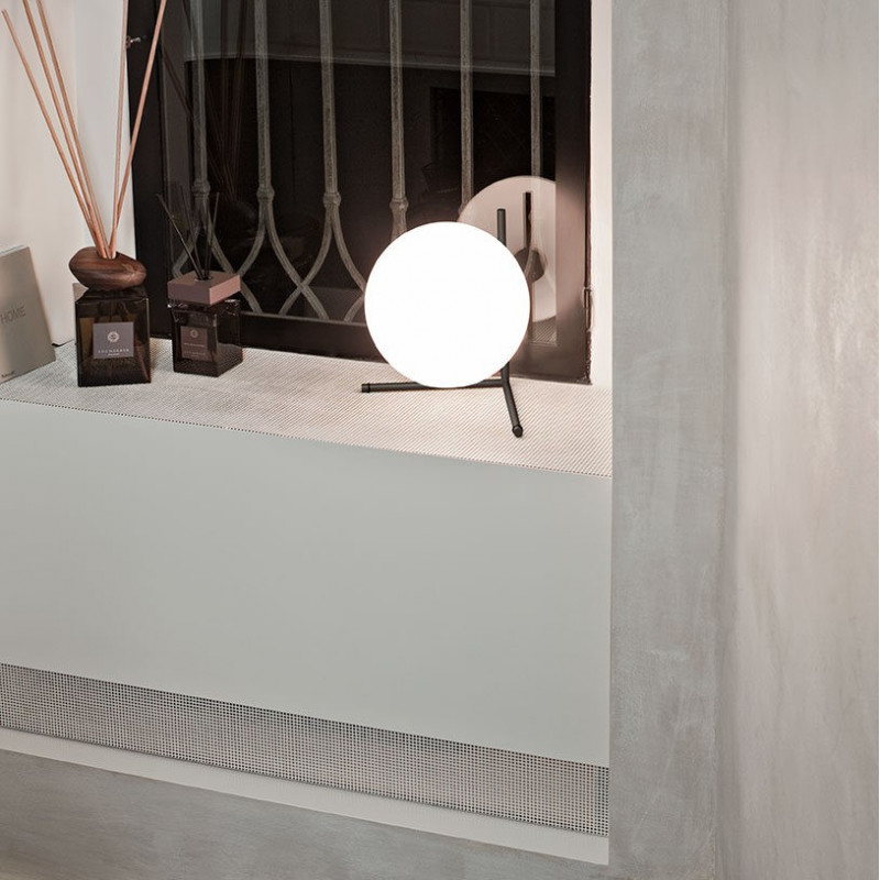 Lampe IC Lights T2 Noir - Flos