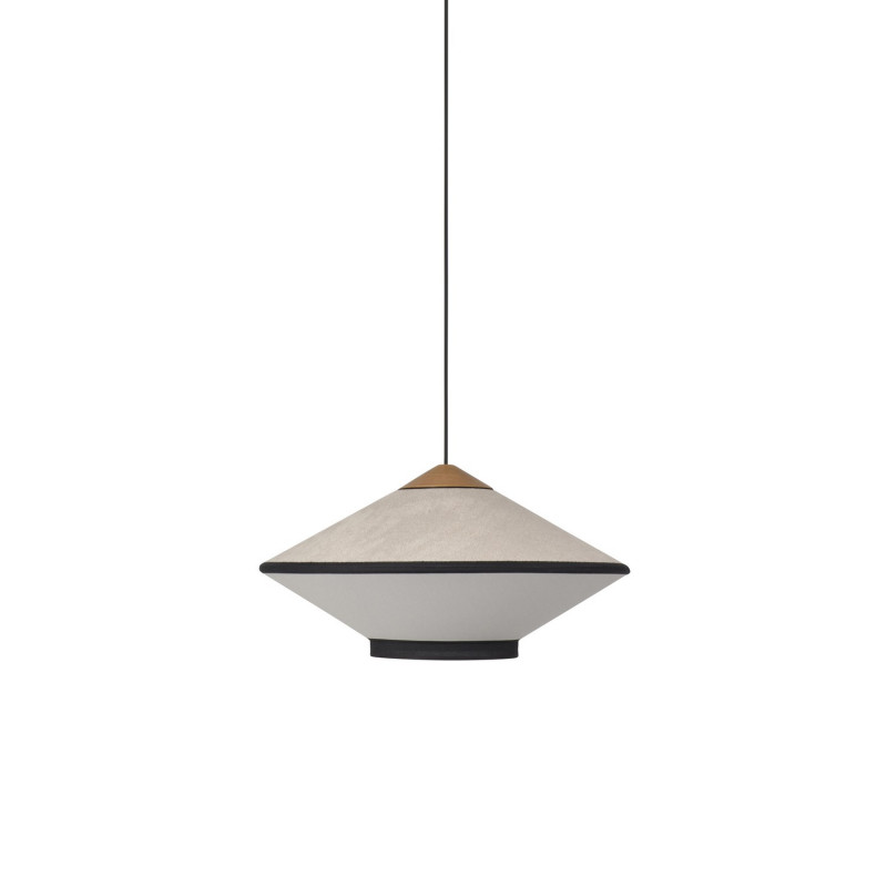 Suspension Cymbal S Naturel - Forestier