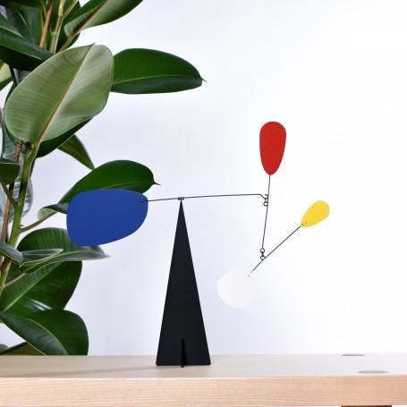 Mobile décoratif Paris H35 cm