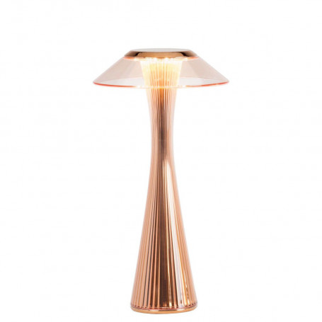Lampe rechargeable Space Cuivre