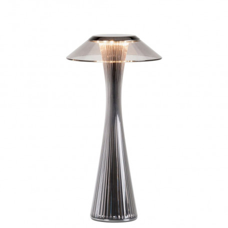 Lampe rechargeable Space Titane
