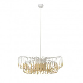 Suspension Bamboo XXL Up&Down Blanc