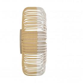 Applique Bamboo XL Blanc