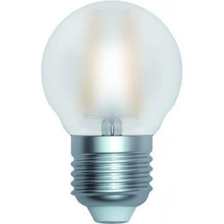 Ampoule LED Sphérique Satinée E27