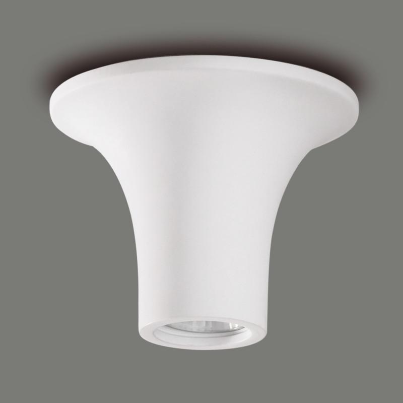 Spot plafonnier 13cm plâtre - ACB Iluminacion