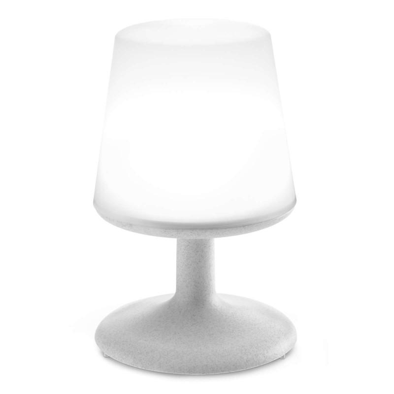 Lampe nomade LED Light to go Gris - Koziol