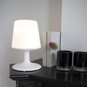 Lampe nomade LED Light to go Blanc