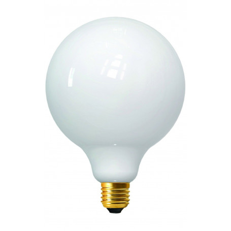 Ampoule LED 10W Dimmable grand globe opaline E27