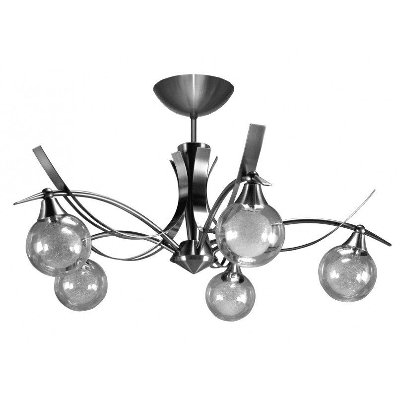 Lustre Oriya 5 lampes 3 finitions