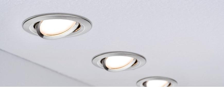 Luminaires d'intérieur encastrés | Comptoir des Lustres